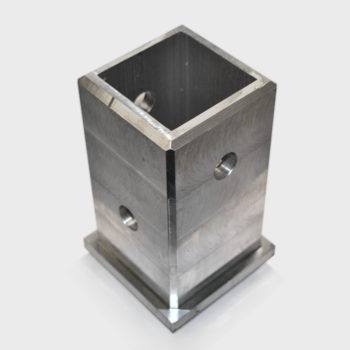 Milled Aluminum Housing | Albion Machine & Tool